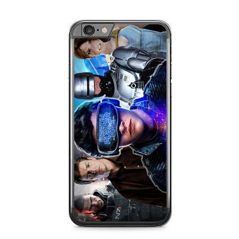 ready player one Z7127 iPhone 6 Plus, 6S Plus coque