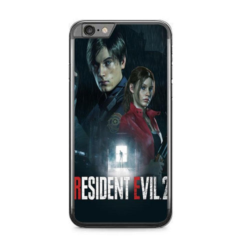 resident evil 2 remake Z4312 iPhone 6 Plus, 6S Plus coque