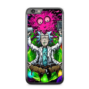 rick and morty Z4545 iPhone 6 Plus, 6S Plus coque