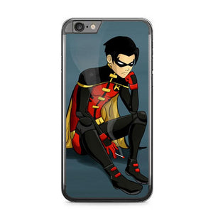 robin superhero Z0306 iPhone 6 Plus, 6S Plus coque