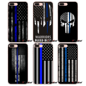 thin blue line coque iphone 6