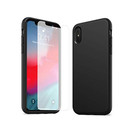 wekaz coque iphone x/xs silicone