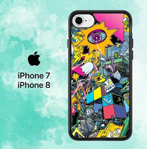 Art Human Today P0795  coque iPhone 7 , iPhone 8