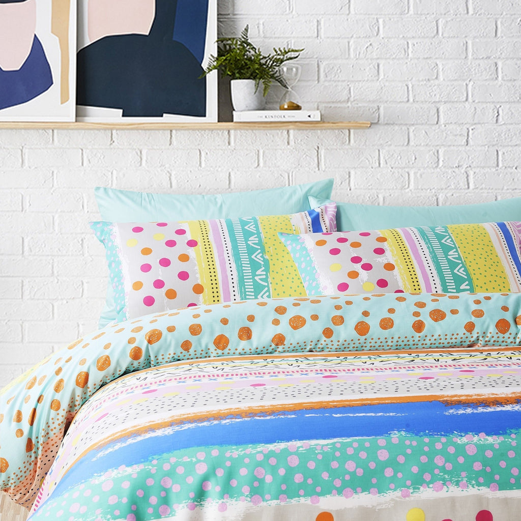 CHILE - INSPIRO QUILT COVER SET 200TC 100% COTTON