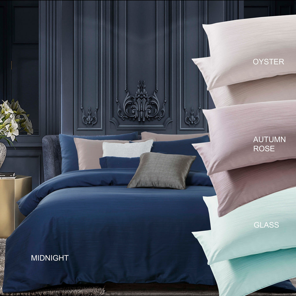 NOBELLE - LOFT PRIVE FITTED SHEET SET 300TC 100% TENCEL™