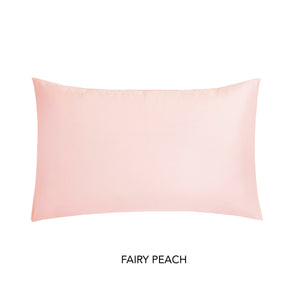 PLAIN DYE TC - PLAIN DYE TC BODY PILLOWCASE 300TC 80% TENCEL™ 20% COTTON