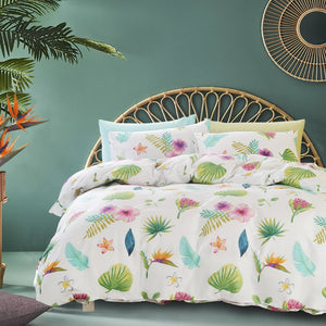 KELAGO - INSPIRO QUILT COVER SET 200TC 100% COTTON