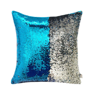 SEQUINA - KOMME DECO SQUARE CUSHION WITH FILL