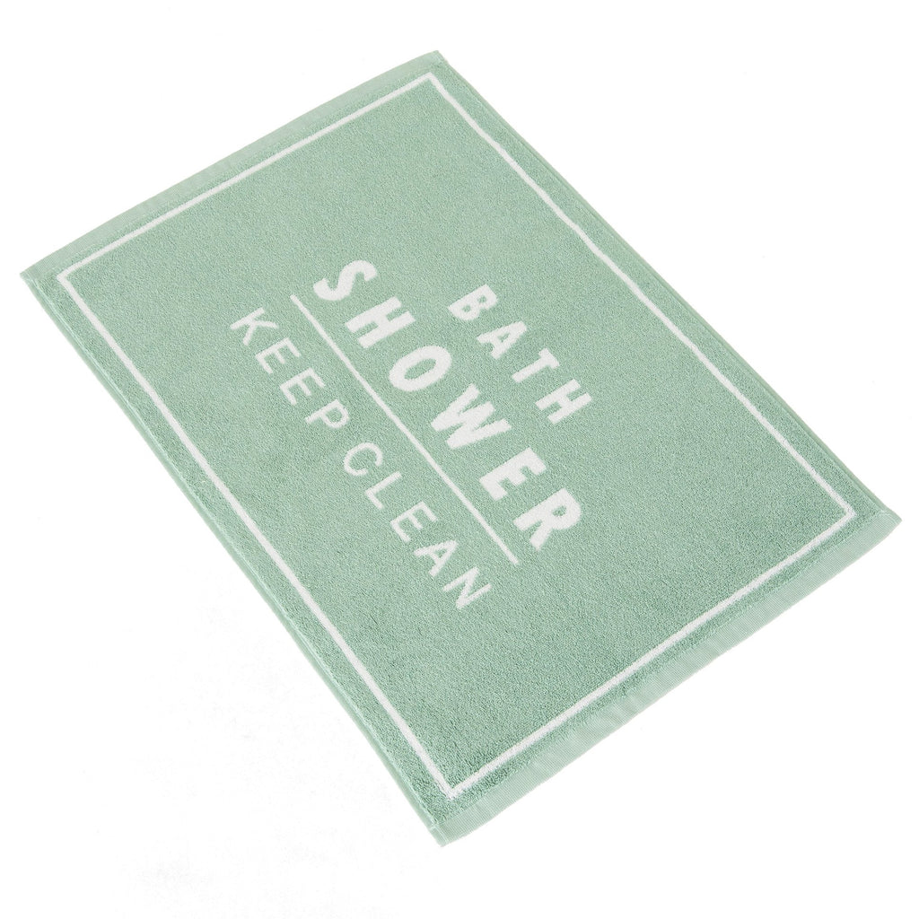 WORDS - KOMME BATHMAT