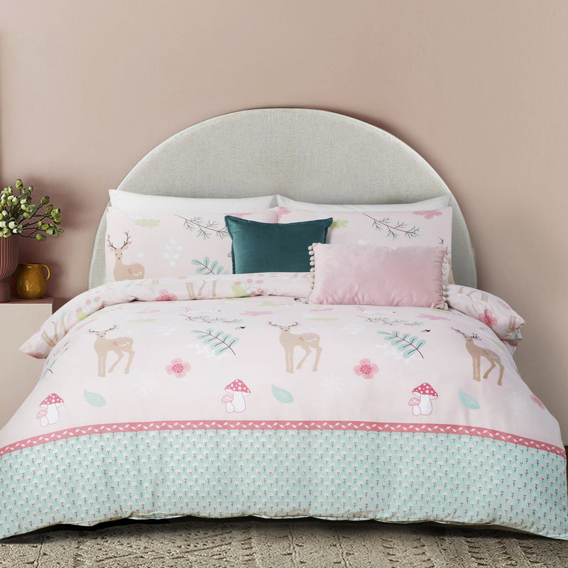 CARLY - INSPIRO QUILT COVER SET 200TC 100% COTTON