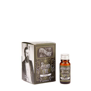 Apothecary 87 Unscented Beard Oil - 10ml