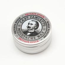 Load image into Gallery viewer, Captain Fawcett Private Stock Moustache Wax - 15ml