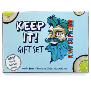 Raw Supremo 'Keep It' Gift Set