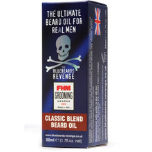 Load image into Gallery viewer, Bluebeards Revenge Classic Blend Beard Oil - 50ml