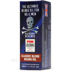 Bluebeards Revenge Classic Blend Beard Oil - 50ml