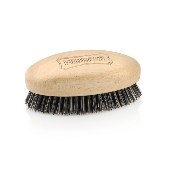 Proraso Military Hair Beard Brush