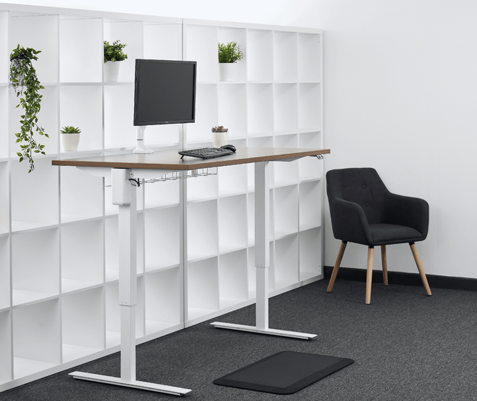 Sit Stand Desks - Available on Next Day Delivery (which is Free)