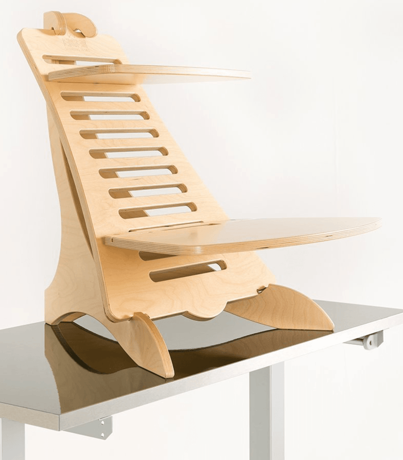 The Eiger Pro Standing Desk - Now available from stock!