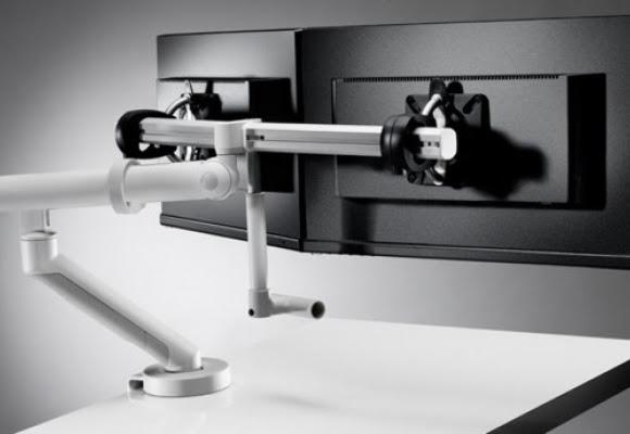 Colebrook Bosson Saunders Monitor Arm Accessories Now Available!