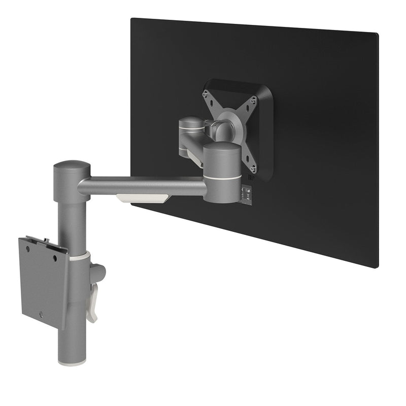 Dataflex Viewmate Monitor Arm - Wall Mounted 052 - e-furniture