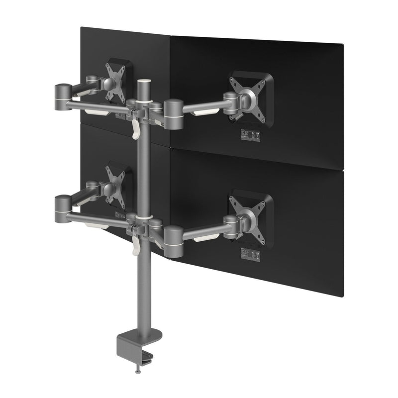 Dataflex Viewmate Monitor Arm - Desk 622 - 4 Monitors - e-furniture