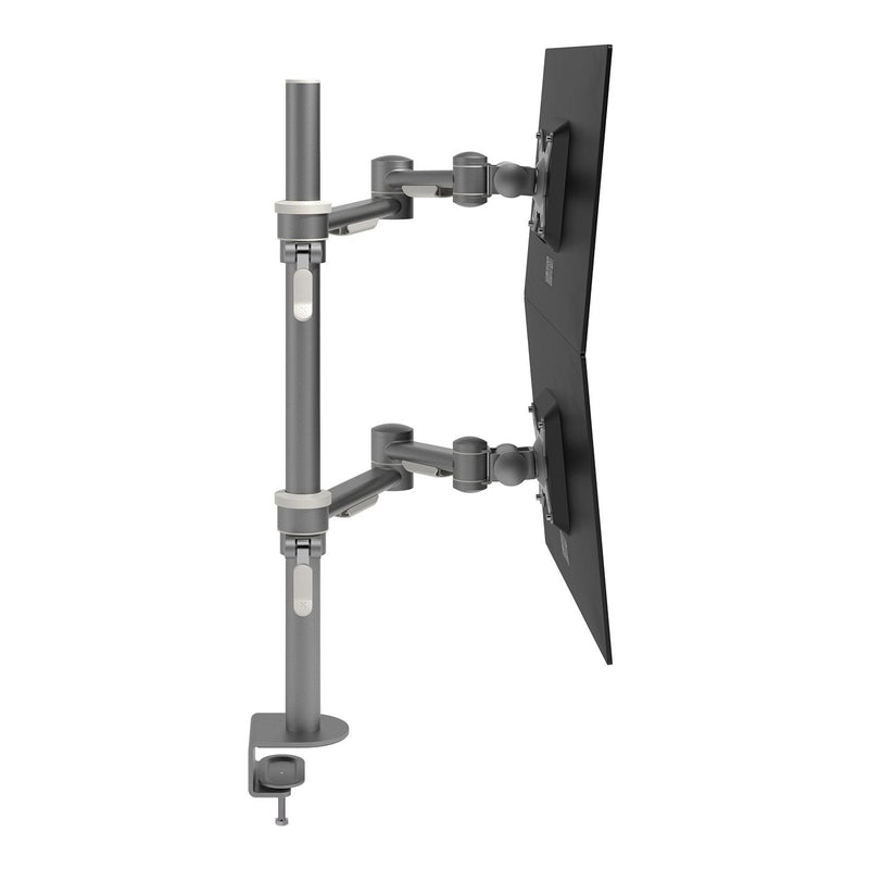 Dataflex Viewmate Monitor Arm - Desk 682 - 2 Monitors - e-furniture