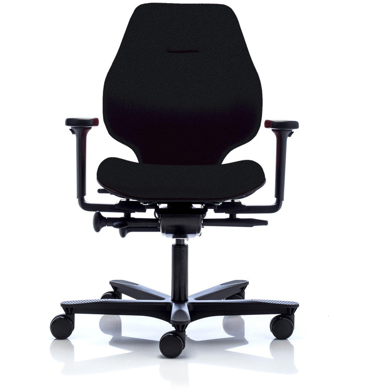 Orangebox Spira Plus Medium Back Task Armchair - e-furniture