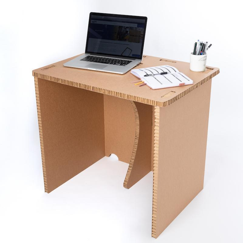 Dynamic Eco Easy Remote Working Desk - e-furniture