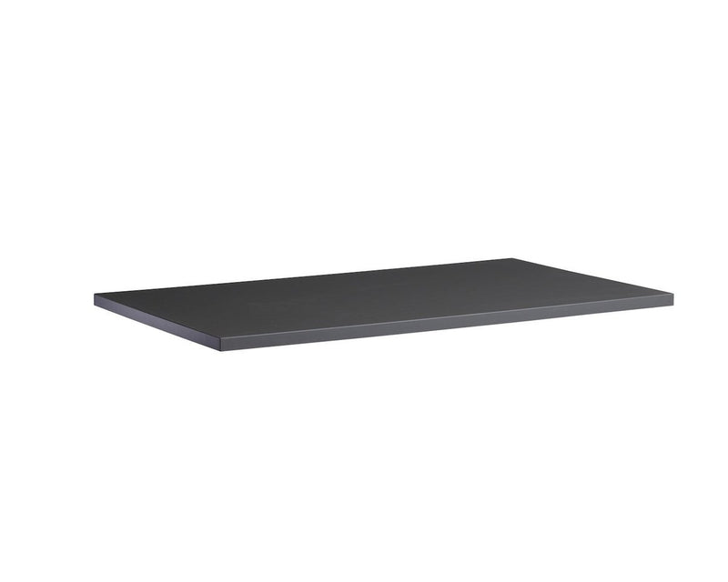 Lavoro Rectangular Desk Tops - 800mm Deep Desktops - e-furniture