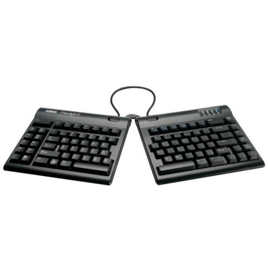 Kinesis Freestyle2 Keyboard with 50cms Separation Cable - e-furniture