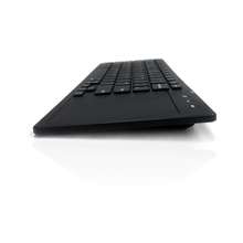 Accuratus 8000 – Bluetooth® 3.0 Wireless All in One Media Touchpad Keyboard with Gesture Controls - PC - Mac - Android