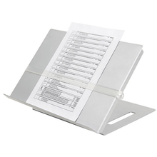 Dataflex Addit Document Holder Adjustable with Magnetic Ruler