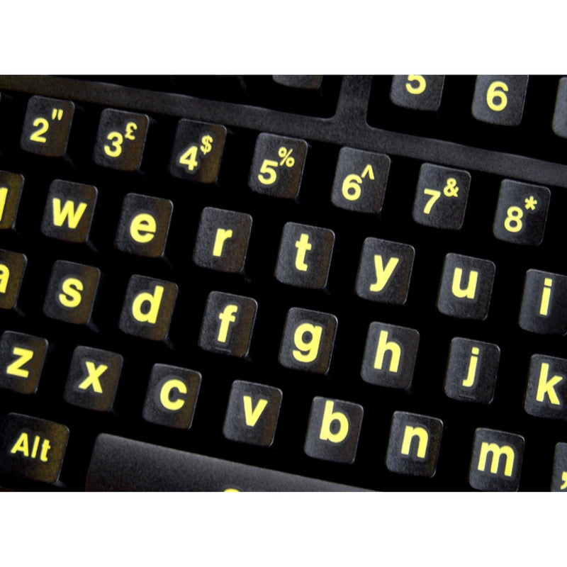 Accuratus HiVis Keyboard - e-furniture