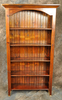 Reclaimed Barnwood Bookcase