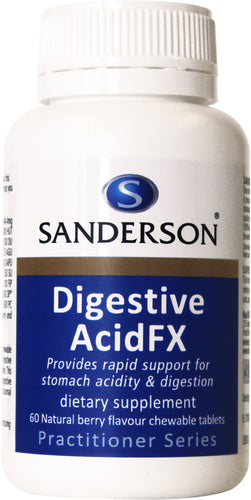 Digestive Acid FX Chewable Tablets