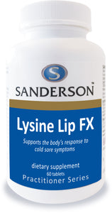 Lysine Lip FX Tablets