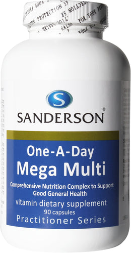 One-A-Day Mega Multi Softgels