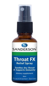 Throat FX Relief Spray 30ml