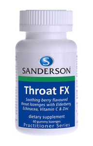 Throat FX Lozenges