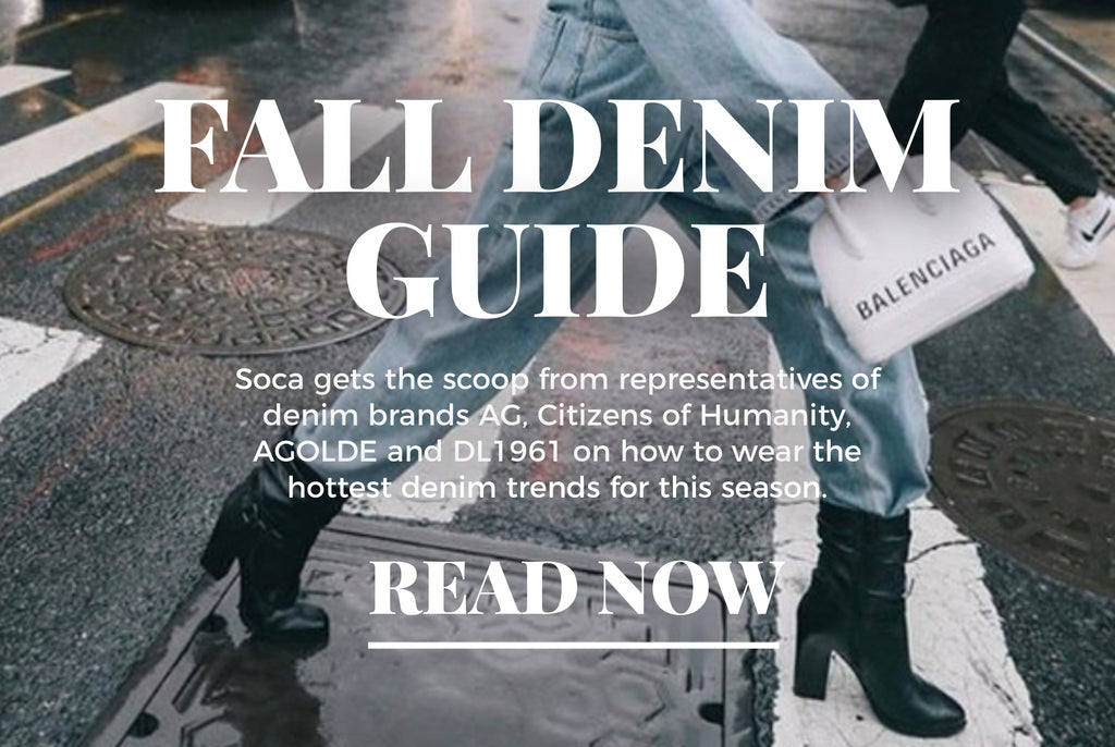 TOP DENIM BRANDS TELL ALL | FALL 2019 DENIM GUIDE