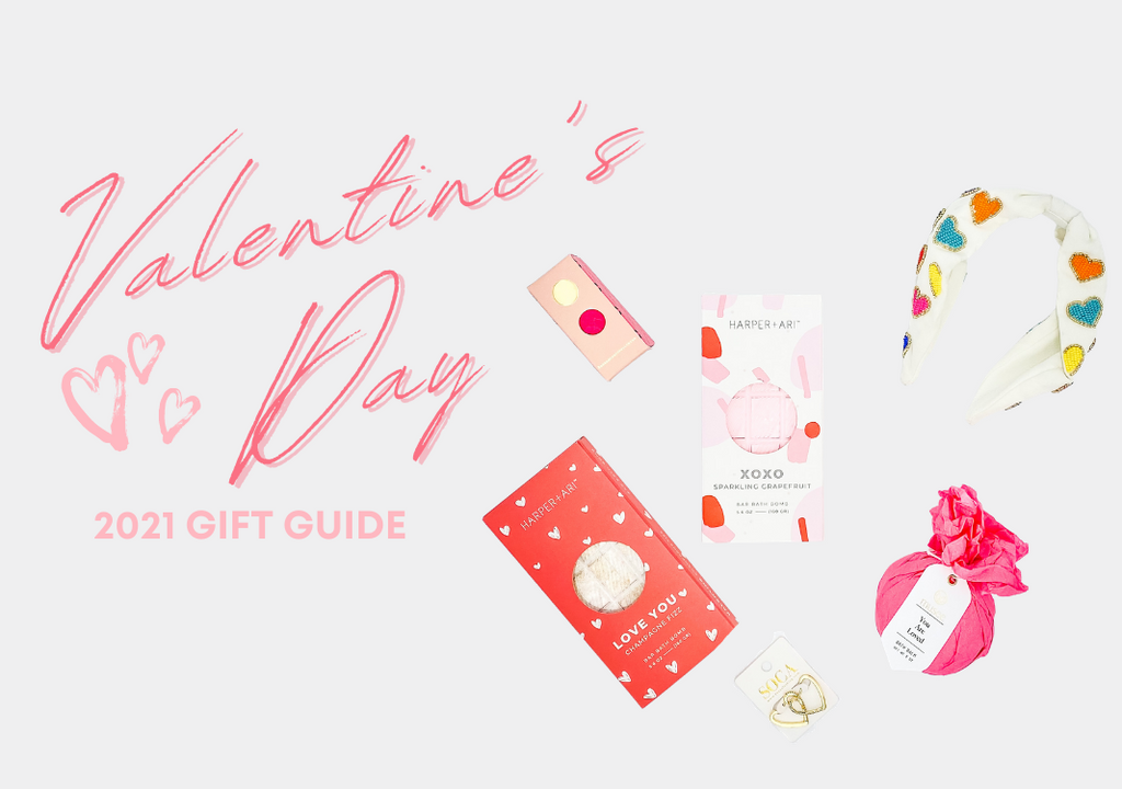 YOUR V-DAY 2021 GIFT GUIDE