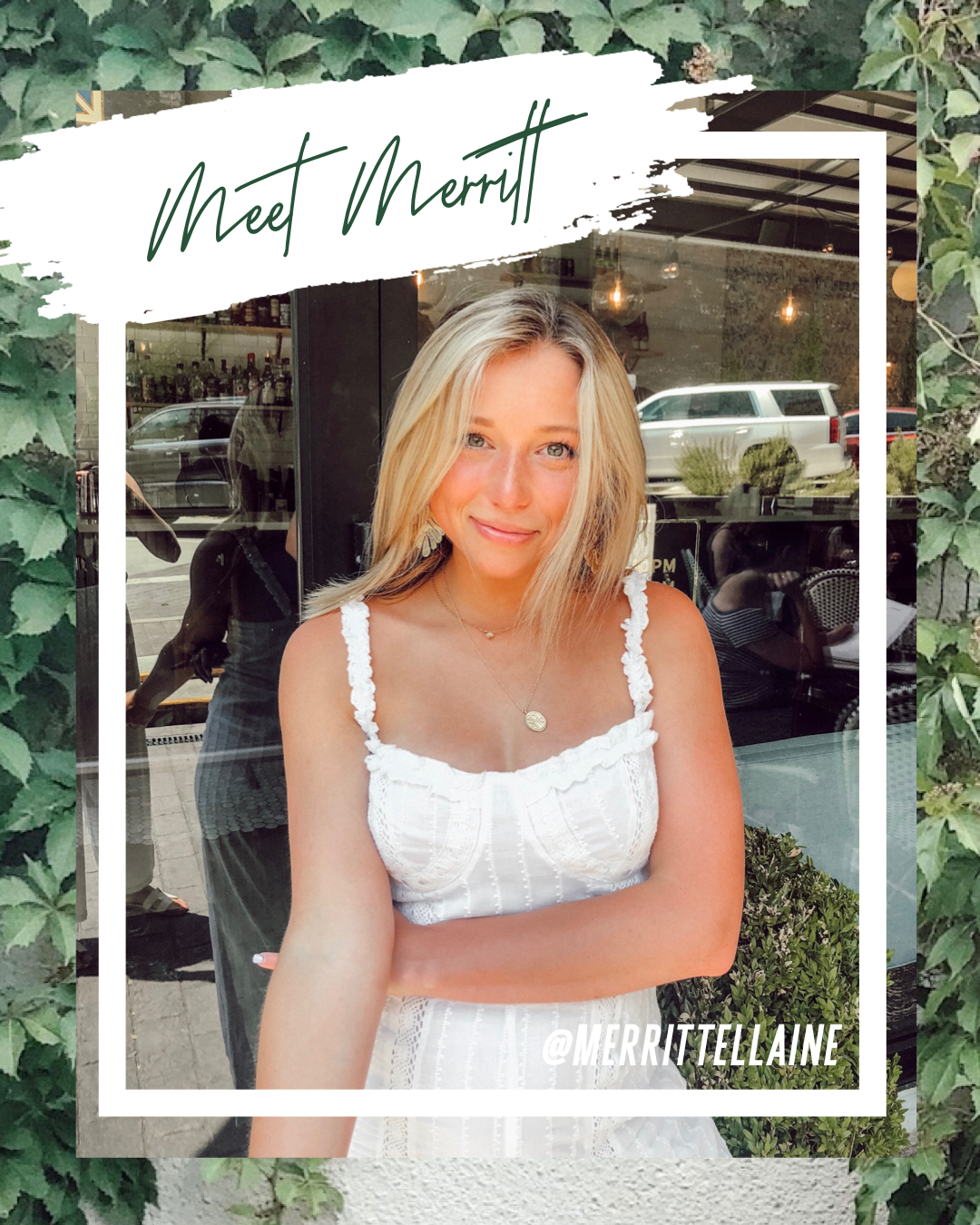 Influencer Spotlight Merritt Huey