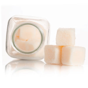 Peach Sangria Exfoliating Sugar Cube Jar