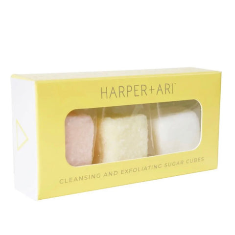 Exfoliation Cubes Best Sellers Gift Set