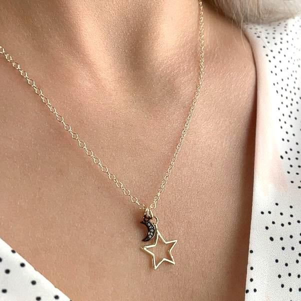 Charm The Stars Necklace