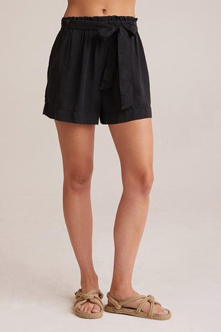 Fray Hem Pocket Short