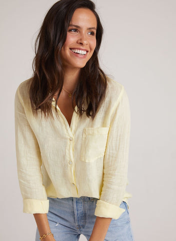 Bella Dahl Button Down Top
