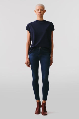 Nico High Rise Slim Fit in Subdued