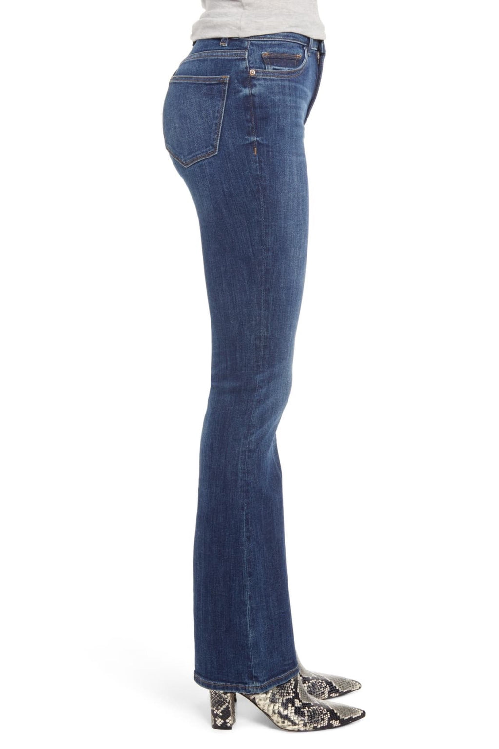 Bridget High Rise Boot Cut in Seaford