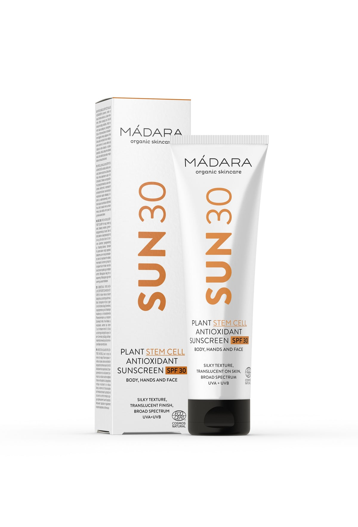 Plant Stem Cell Antioxydant Sunscreen SPF 30